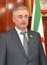 Мухарбек Дикажев - Председатель Народного Собрания Республики Ингушетия